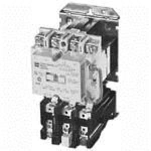 Eaton A200M0CAC Starter, NEMA Full Voltage Non-Reversing, Size 0, 18A, 120VAC Coil
