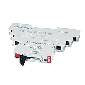 ABB S800-AUX Auxiliary Contact, 6A, 690V