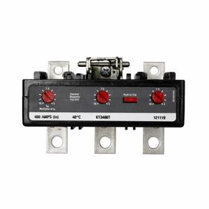 Eaton KT3200T Trip Unit, Breaker, Molded Case, 200A, 3P, 690V, Type KT Trip Unit