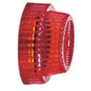 Square D 9001R31 Indicator Light, Lens, Red, 30mm, Fresnel, Plastic
