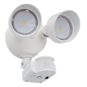 Lithonia Lighting OLF2RH40K120MOWHM6 LED Motion Security Floodlight