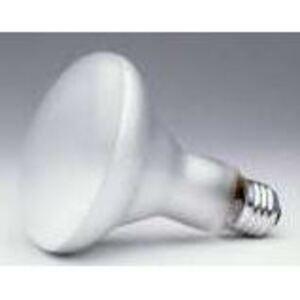SYLVANIA 45BR30/FL/RP-120V Incandescent Lamp, BR30, 45W, 120V, WFL60