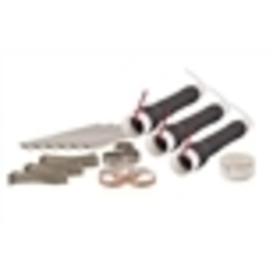 3M 5633K Cold Shrink Termination Kit-Skirted, 3 Terminations/Kit