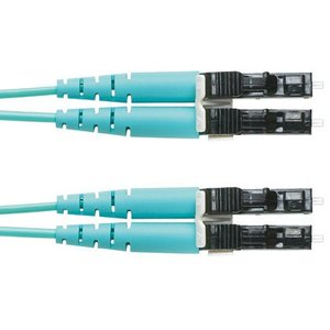 Panduit FZ2ERLNLNSNM002 Patch cord, Fiber Optic, 7', Aqua