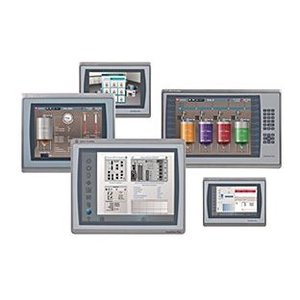 "Allen-Bradley 2711P-T15C22D9P Operator Interface, 15"" Color, Touch Screen, 24VDC, DLR Ethernet"