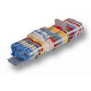 ABB Entrelec 029003323 D2,5/5.3l Blue
