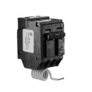 GE THHQL1120GFT Breaker, 20A, 1P, 120VAC, 22 kAIC, GFCI, Self-Test