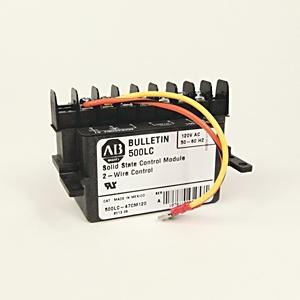 Allen-Bradley 500LC-47CM120 CONTROL MODULE