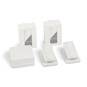 Lutron P-BDG-PKG2P Wireless Smart Lighting Kit, Table/Floor