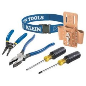 Klein 80006 6-Piece Trim-Out Tool Set