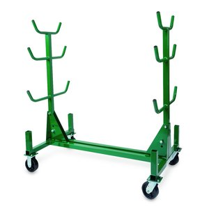 Greenlee 668 Mobile Conduit/Pipe Rack