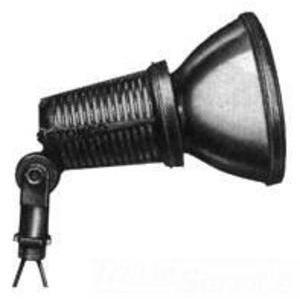 Stonco 150L Lampholder, Metallic, 250W, Aluminum