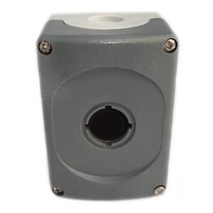 ABB MEP1-0 22mm Enclosure, 1 Element, Polycarbonate