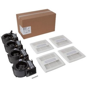 Broan AE80BLF Finishing Project Pack, Energy Star Qualified