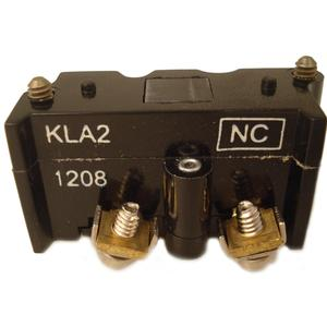 Eaton E30KLA2 Pilot Device, 30mm Contact Block, Multifunction, 1 NC, E30