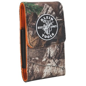 "Klein 55564 Camo Phone Holder, 3-3/4"" x 6-3/4"""