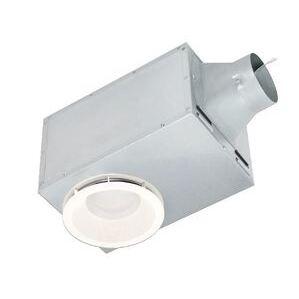Delta Products REC80LED 80 CFM 1-Speed Recessed Fan/LED Light & Nightlight