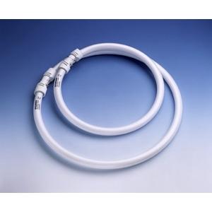 SYLVANIA FPC55/835/HO Fluorescent Lamp, Circular, T5, 55W, 3500K