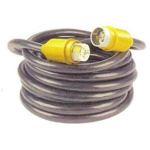 Coleman Cable 019380008 50' Temporary Power Cord