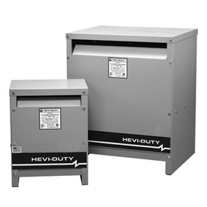 Sola Hevi-Duty E5H15S Transformer, Dry Type, 15KVANEMA 1, 480 Delta - 240 Delta/120VAC, Group B