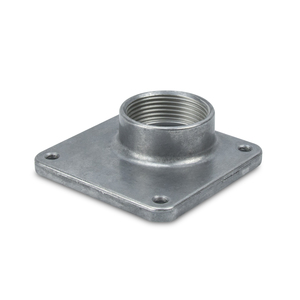 "Midwest B12 Hub, 1-1/4"" Rainproof, Conduit/Plate, 3R"