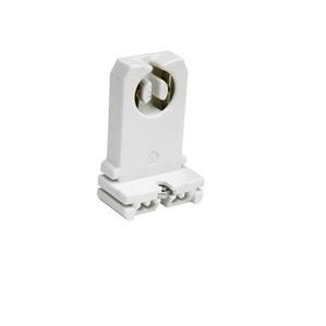 Pass & Seymour 13057-UN Fluorescent Lampholder, Pedestal, For Medium Bi-Pin Lamps