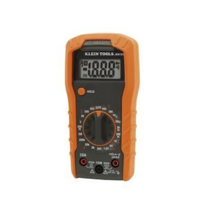 Klein MM300 Digital Multimeter, Manual-Ranging, 600V