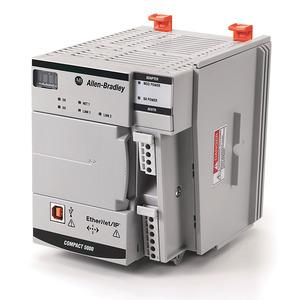 Allen-Bradley 5069-AEN2TR I/O Adapter Module, Compact, Ethernet/IP, 18-32 VDC, 450 mA, Open