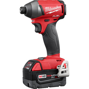 "Milwaukee 2753-22 M18 FUEL 1/4"" Hex Impact Driver Kit"