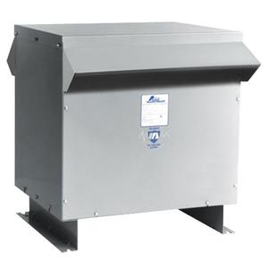 Acme T3075K0023B Transformer, Dry Type, NEMA 3R, 480? - 240?/120VAC,  75 kVA