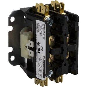 Square D 8910DP12V02 Contactor, Definite Purpose, 20A, 600VAC, 120VAC Coil, 1PH, 2P