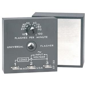 SSAC FSU1004 Universal Adjustable Flasher