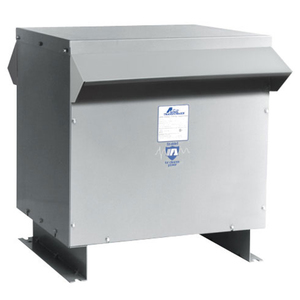 Acme T3045K0013B Transformer, Dry Type, NEMA 3R, 480 Delta - 208Y/120 150C, 3PH, 45 kVA