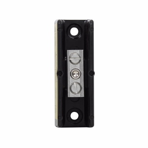 Eaton/Bussmann Series 16200-1 Splicer Terminal Block, 1-Pole, Single Primary - Single Secondary