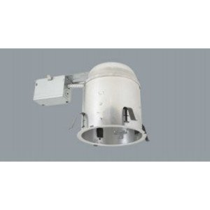 Elite Lighting B6RIC-AT-W Universal IC Remodel Housing, Air-Shut, 6""
