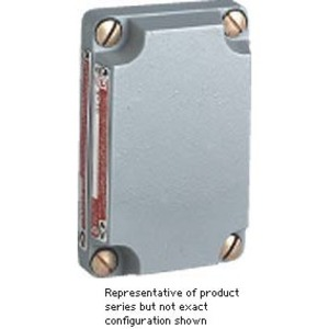 "Hubbell-Killark X-60 Cover, 3/4"" NPSM Hole, XCS/XTA Series"