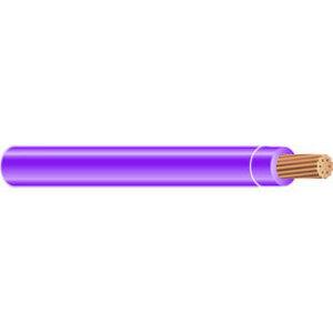 Multiple THHN10STRPUR500RL 10 AWG THHN Stranded Copper, Purple 500'