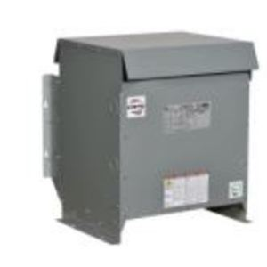 Hammond Power Solutions SG3C0045KD Transformer, Dry Type, NEMA 3R, 480 Delta - 240 Delta/120, 3PH, 45 kVA