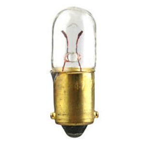 Candela 1866-I Miniature Incandescent Lamp, T3-1/4, 2W, 6V, Clear