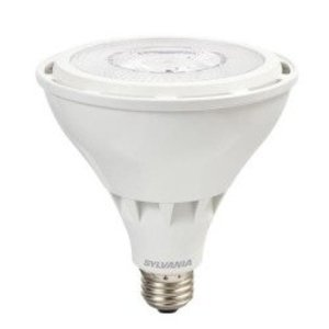 SYLVANIA LED26PAR38HODIM850FL40WRP LED PAR38 Flood 26W, 120V, Dimmable, 2400 Lumen, 5000K