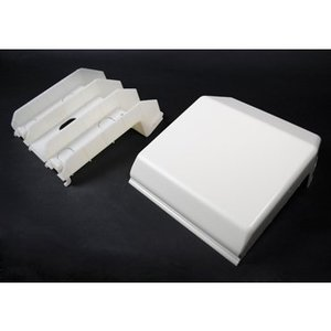 Wiremold 5515-WH Nm Tee 5500 Series White