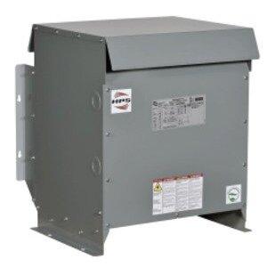 Hammond Power Solutions SG3A0112KB Transformer, Dry Type, NEMA 3R, 480 Delta - 208Y/120, 3PH, 112 kVA