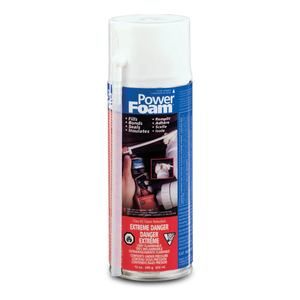 Bizline 8130 Polyurethane Foam, Sealant, Waterproof/Airtight, Aerosol, 12 Oz Can