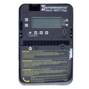Intermatic ET2825C Electronic Control, 365/7-Day Astronomic