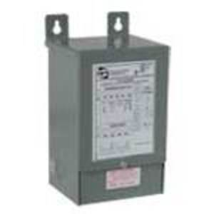Hammond Power Solutions C1F005XES Transformer, Dry Type, Fortress, 5KVA, Export Primary, 120/24VAC