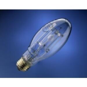 SYLVANIA MCP100/U/MED/830-PB Metal Halide Lamp, Pulse Start, ED17, 100W, Clear