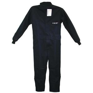 Salisbury ACCA8BLL Arc Flash Coveralls - Size: Large