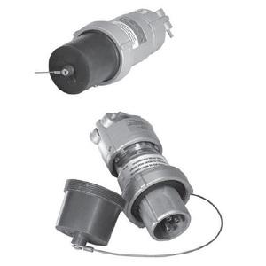 Appleton ACPCAP6004 Powertite Plug Cap for 60 Amp ACP Plugs