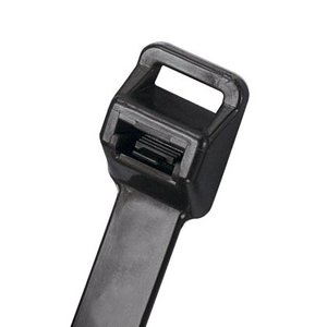Panduit PRT6EH-Q0 Cable Tie, Extra Heavy-Duty