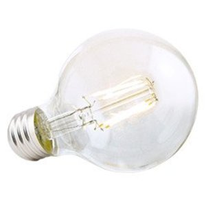 Green Creative 4.5FG25DIM/827 Dimmable Filament LED Lamp 4.5W, 120V